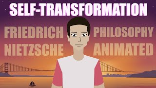 THE 3 STAGES OF SELF-TRANSFORMATION - Friedrich Nietzche Philosophy Explained!