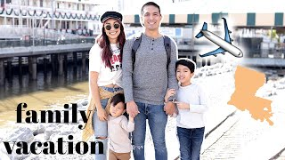 OUR FIRST FAMILY TRIP! (PART 1) | Mel Datugan