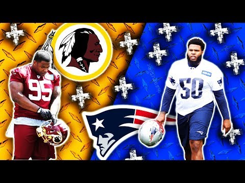 2018 🁢 WAS Redskins @ NE Patriots 🁢 Preseason Week 1 🁢