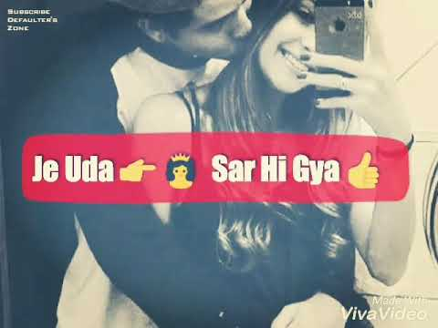 Aadat Song By Ninja    Whatsapp Status Video    Punjabi Latest Song 2017    Viva Videos   