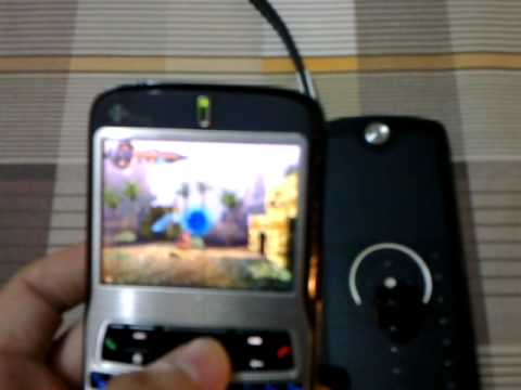 HTC s620 Window mobile 6.5.mp4