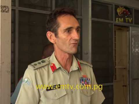 PNG Defence Force Promotions