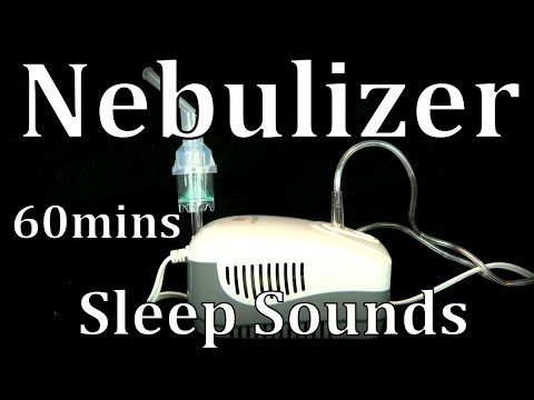 "Nebulizer 60mins ""Sleep Sounds"""
