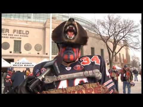 Seahawks vs. Bears 2010 playoffs