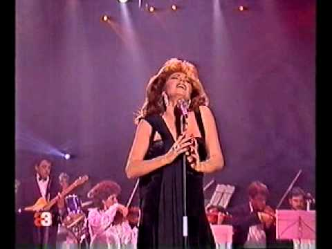 Como Una Ola Rocio Jurado 1991 Antena 3 con algunos AmigOz