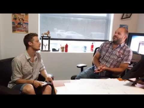 Conversation with Lion Guard Animation Director, Christian Larocque!