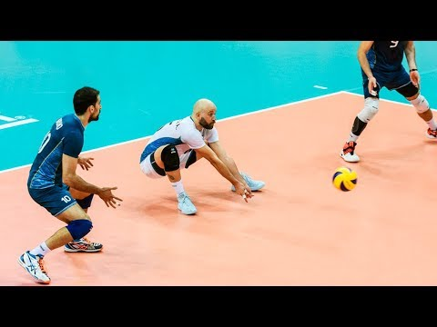 TOP 20 Floating Serves Volleyball | Float Serve