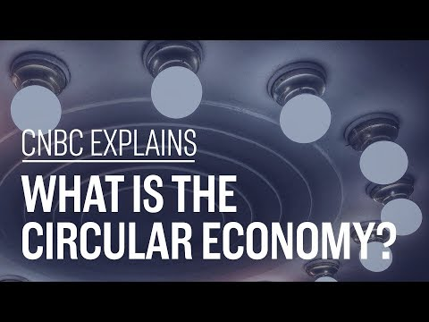 What is the circular economy? | CNBC Explains