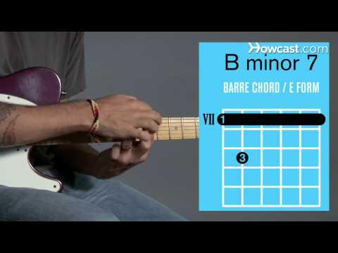 how-to-play-a-b-minor-7-barre-chord-|-guitar-lessons