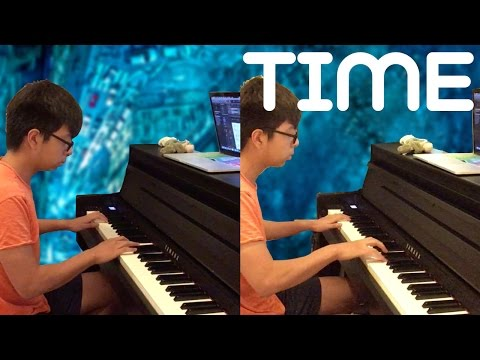 Hans Zimmer - Time | Piano Duet [Sheets in Description]