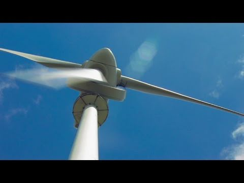 CNN: Wind powers new energy age