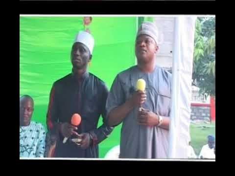 CONGO SPECIAL - Fadeelat Sheikh Muyideen Ajani Bello