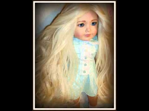 Dreamy Make-Over For An American Girl Doll