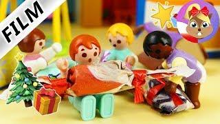Playmobil Film polski | ŚWIĄTECZNE PODARKI W PRZEDSZKOLU - sekretny prezent Emmy | Serial Wróblewscy