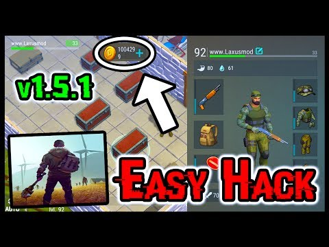 (No Root) Hack Last Day on Earth: Survival 1.5.1 - Unlimited Money, Weapon, Level 92, Free Craft