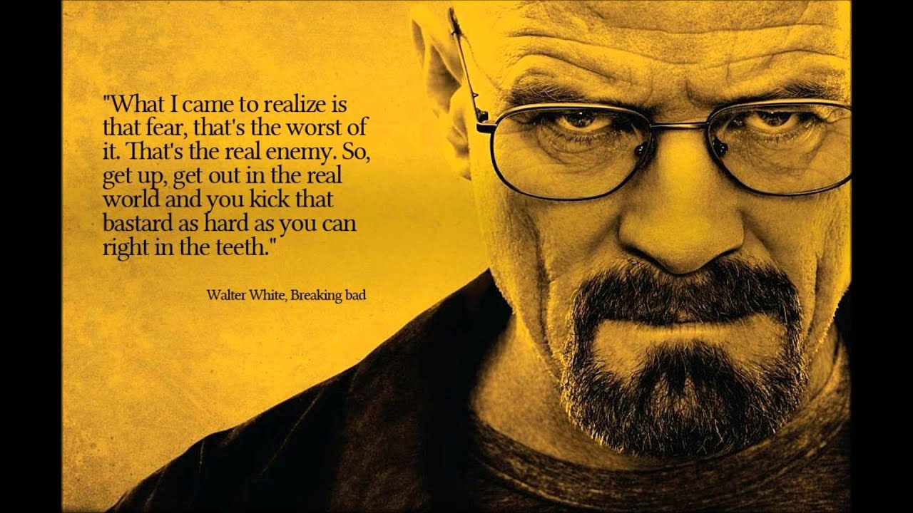 The Best Walter White Quotes & GIFs of All Time