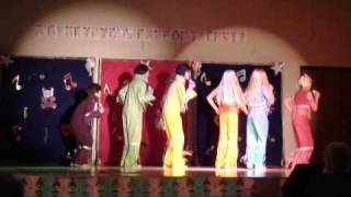 Talent Show-Brady Bunch-Keep On Moving