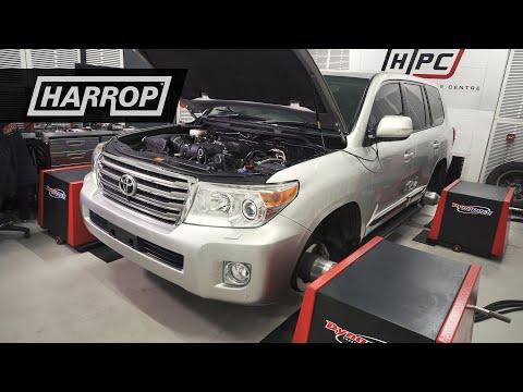 Toyota LC200 4.6L V8 | Harrop 1UR-FE Supercharged