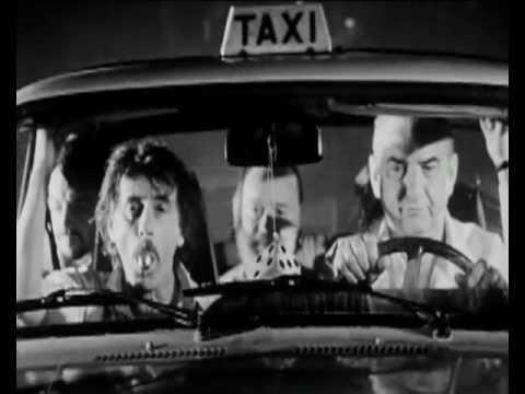 Nuda v Brně  Taxi scéna