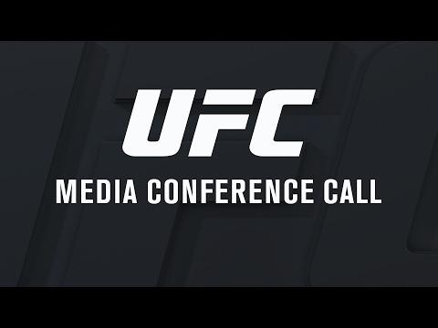 UFC 208: Holm vs De Randamie Media Conference Call