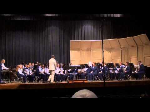 Olive Branch High School 2015 Symphonic Winds - State Concert Evaluations