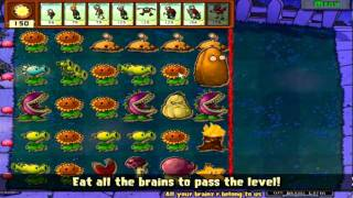 Plants Vs. Zombies Part 27: Straight No ...