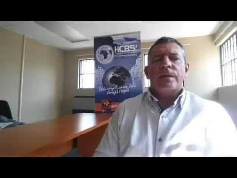 Wikus Vd Merwe, MD, Human Capital Business Solutions, ICT Learning, South Africa Academy