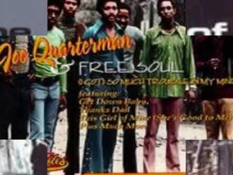 Sir Joe Quarterman & Free Soul - (I Got) So Much Trouble in My Mind
