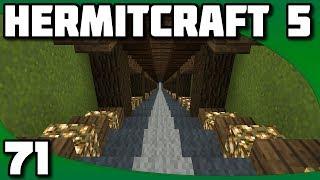 Hermitcraft 5 - Ep. 71: Ender Tunnel
