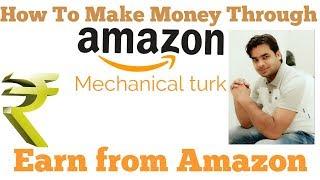 How to make money online through amazon mturk explained in hindi by techaariz part 2
