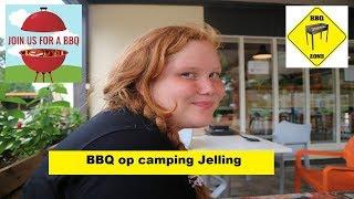 BBQ op de camping! Gezellig