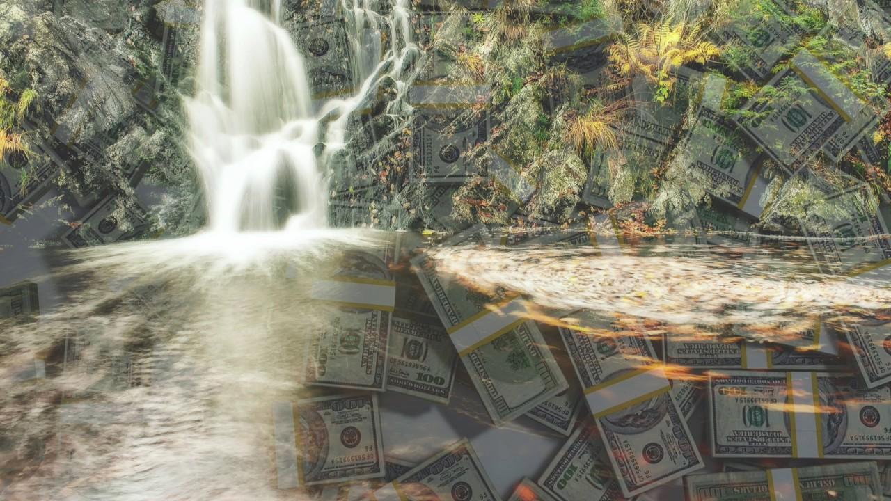 Subliminal Sleep Programming L Money Manifestation L Attracting Wealth And Wellness 65Hz