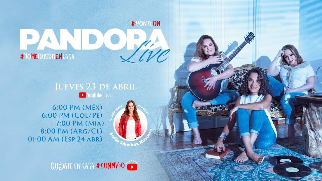 """Charlando con Pandora: """"Más Pandora Que Nunca"""""""