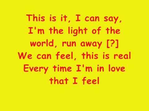 Michael Jackson  This Is It song(lyrics)