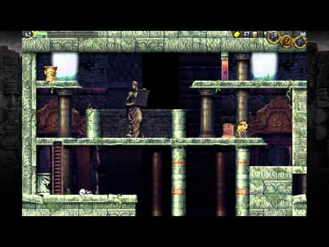 Lets Play the La-Mulana 2 Demo