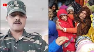 Kya Hua Neend Aayi Jo Hum So Gaye   IndianArmy Song   PulwamaAttack Rip   CRPF   VkEditing