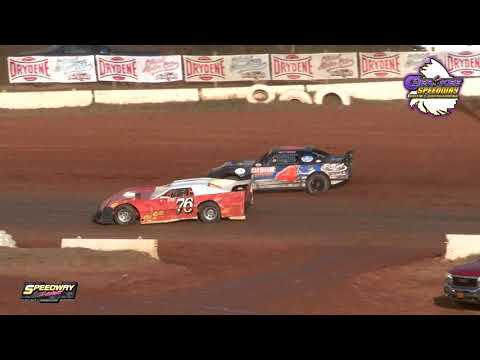 Feature RWYB Stock Outlaw V8 @ Cherokee Speedway Jan  26, 2020