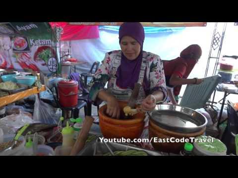 Makanan Thai fusion food in Malaysia