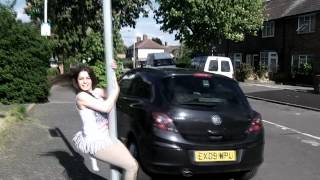 skating in the street xxx