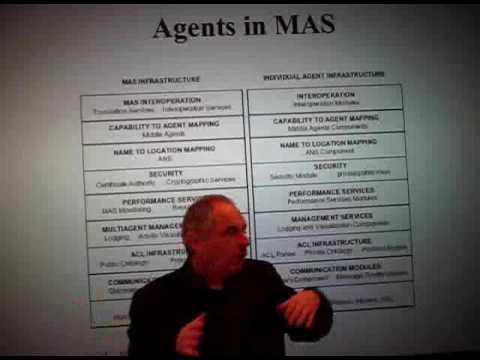 MAS Architectures – Part 1