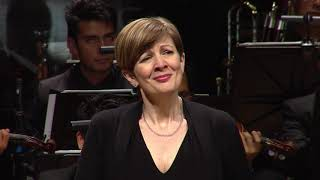 Susan Platts sings Mahler Lieder eines fahrenden Gesellen No. 1