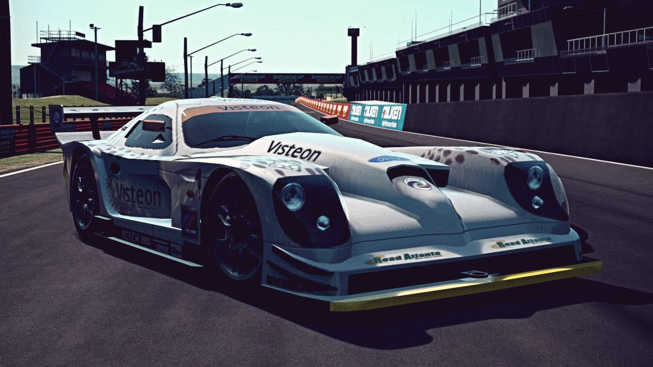 GT6) Panoz Esperante GTR-1 Race Car \'98 - Exhaust Video - YouTube