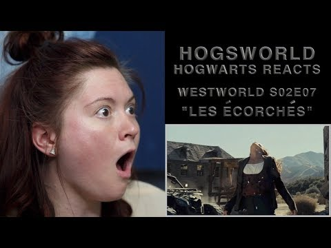 Hogwarts Reacts: WESTWORLD S02E07 -