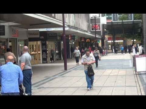Basildon, Town Centre