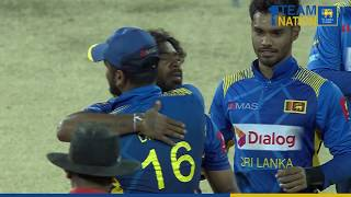 Lasith Malinga's Last Over in One Day Internationals