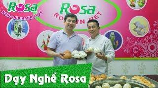 Bánh mì Việt Nam - Cảm nhận học viên đến từ Cộng Hòa Liên Bang Đức học tại Rosa