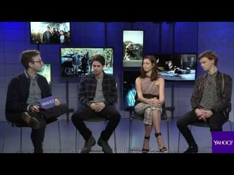 The Maze Runner - The Death Cure stars life on Facebook