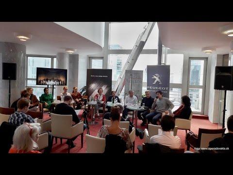 Tlač. konferencia k premiére Vivaldiho opery Arsilda v Opere SND (videozáznam Opera Slovakia)
