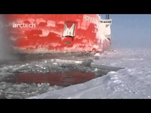 NORILSKIY NICKEL, ARCTIC CONTAINER VESSEL