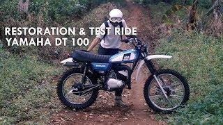 Download Restoration & Test Ride Yamaha DT 100